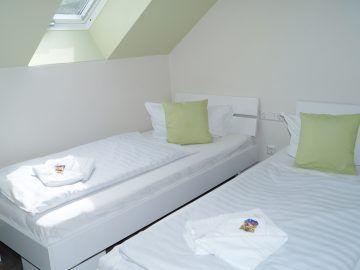 Zweibettzimmer Regiohotel Pfälzer Hof Wernigerode - der Pension in Wenigerode