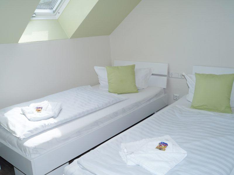 Zweibettzimmer Regiohotel Pfälzer Hof Wernigerode
