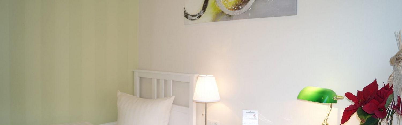 Einzelzimmer Regiohotel Schanzenhaus Wernigerode