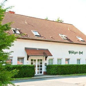 Aussenansicht Regiohotel Pfälzer Hof Wernigerode