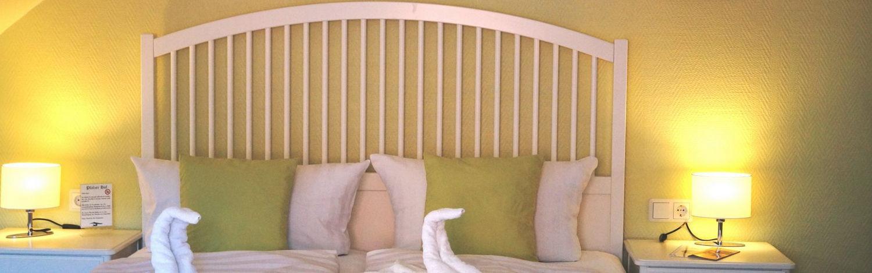 Doppelbett Regiohotel Pfälzer Hof Wernigerode
