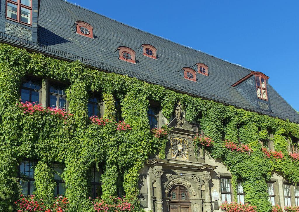 Rathaus Quedlinburg Harz