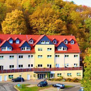 Schanzenhaus Wernigerode Herbst