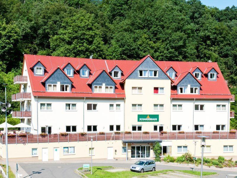 Hotel Restaurant Schanzenhaus Wernigerode Harz