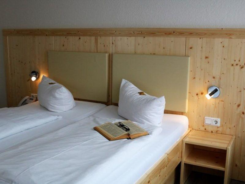 Doppelbett Regiohotel Germania Bad Harzburg