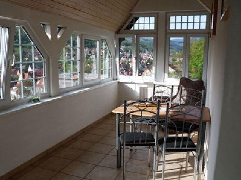 Veranda Regiohotel Villa Ratskopf Wernigerode
