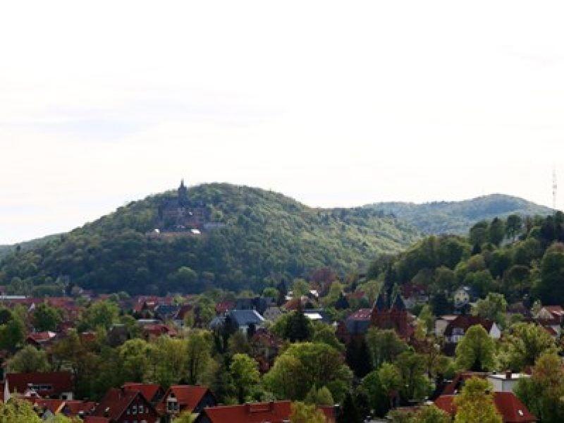 Ausblick Regiohotel Villa Ratskopf Wernigerode