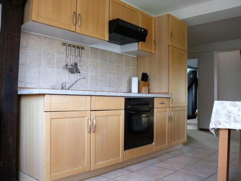 Küchenbereich Regiohotel Villa Ratskopf Wernigerode