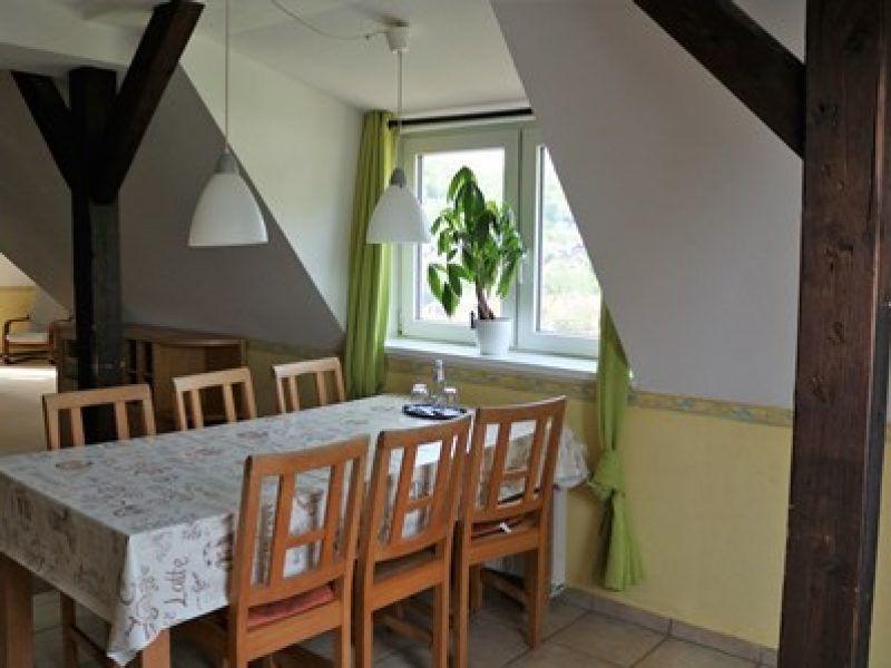 Essbereich Regiohotel Villa Ratskopf Wernigerode