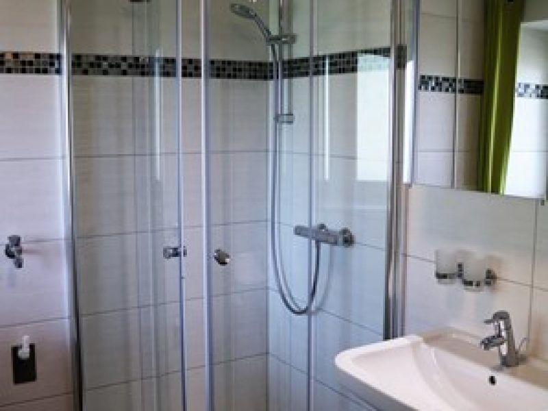 Badezimmer Regiohotel Villa Ratskopf Wernigerode