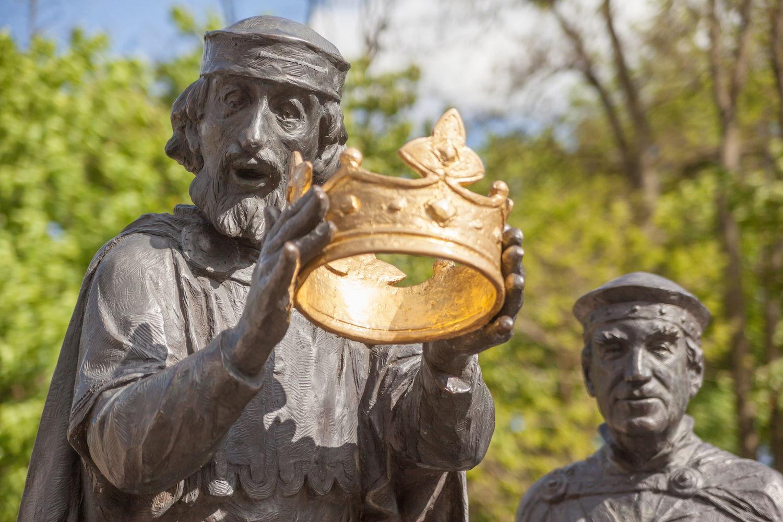 Statue Quedlinburg Harz