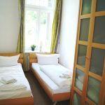 Schlafzimmeransicht Regiohotel Villa Ratskopf Wernigerode