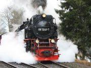 Fahrt mit der Harzer Schmalspurbahn