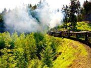 Dampfend zum Brocken - Fahrt mit der Harzer Schmalspurbahn