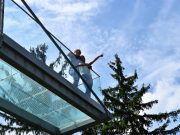 Glasplattform Baumwipfelpfad Bad Harzburg