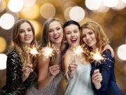 Silvesterfeier mit Wunderkerzen Regiohotel Harz