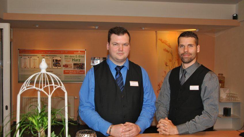 Hoteldirektor Reigiohotel Schanzenhaus Wernigerode