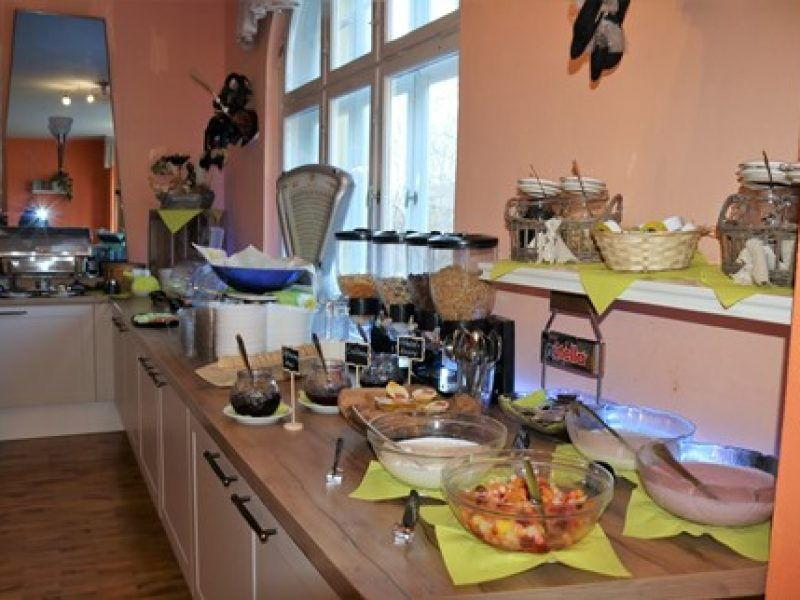 Frühstück Regiohotel Am Brocken Schierke