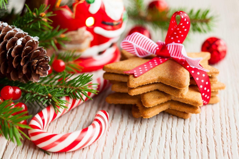Plätzchen Weihnachtszeit