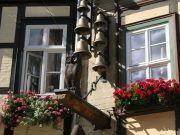 Glockenspiel Innenstadt Wernigerode