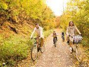 Herbstliche Fahrradtour Harz