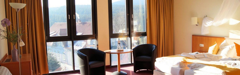 Regiohotel Zimmer Suite Brocken Schierke