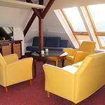 Wohnbereich FeWo Regiohotel Am Brocken