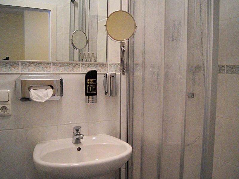 Badezimmer Regiohotel Bad Schierke Brocken