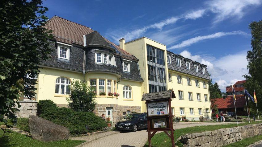 Ansicht Regiohotel Am Brocken Schierke