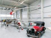 Ausstellungsraum Luftfahrtmuseum Wernigerode