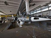 Ausstellingsraum Luftfahrtmuseum Wernigerode