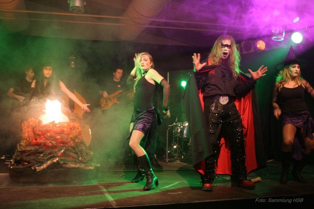 tanzender Mephisto