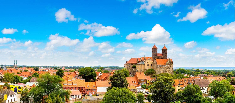 Quedlinburg Wetter